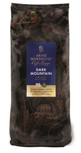 ARVID NORDQUIST DARK MOUNTAIN 1 KG ZIARNO
