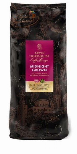 ARVID NORDQUIST MIDNIGHT GROWN 1 KG ZIARNO