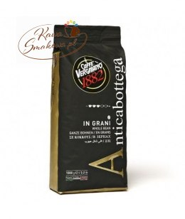 Caffe Vergnano Antica Bottega 1kg ziarnista