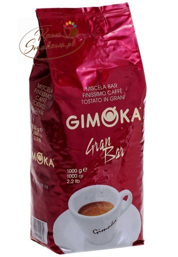 Gimoka Gran Bar 1kg ziarnista