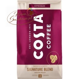 Costa Coffee Signature Blend Medium 1kg ziarnista