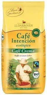 Cafe Intencione ecologico 1kg ziarnista