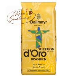 Dallmayr Selection d'Oro BRASILIEN 1kg ziarnista