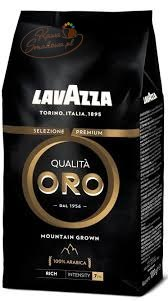 Lavazza Qualita ORO Mountain Grown 1kg ziarnista