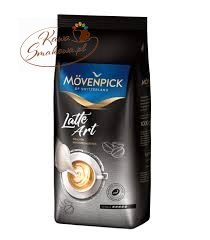 Movenpick Latte Art 1kg ziarnista