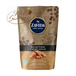 ZAVIDA Angielskie Toffi (English Toffee) 340g ziarnista