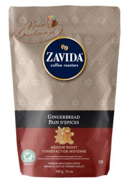 ZAVIDA Piernikowa (Gingerbread) 340g ziarnista