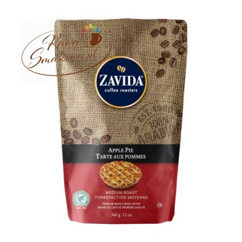 ZAVIDA Szarlotka (Apple pie) 340g ziarnista