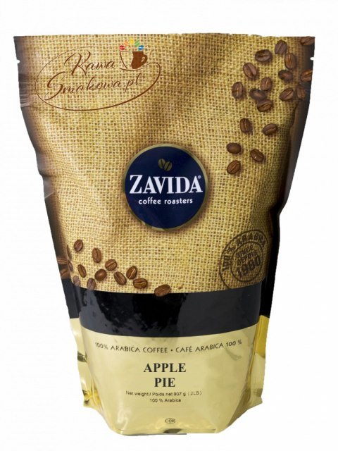 ZAVIDA Szarlotka (Apple pie) 907g ziarnista
