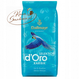 Dallmayr Crema d'Oro Selection KARIBIK 1kg ziarnista